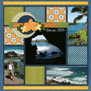 Hawaii Using Templates