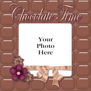 Oooh La La Chocolate Photobook Preview 1