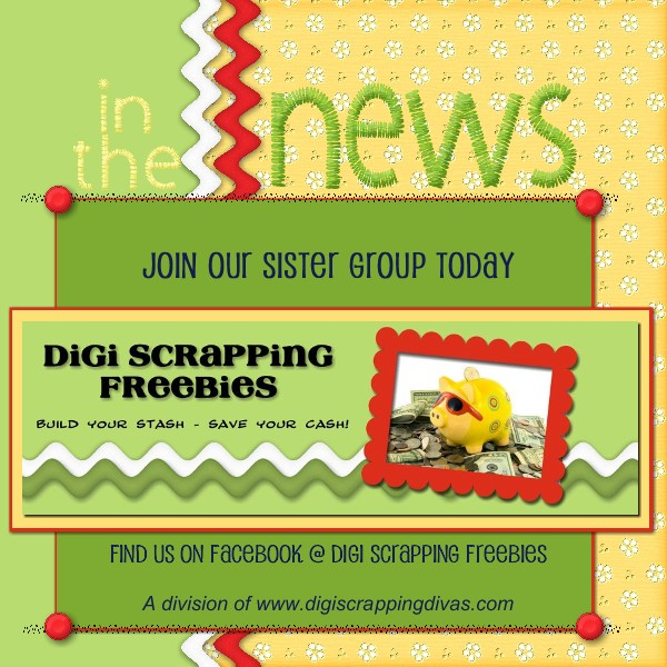 Digi Scrapping Freebies