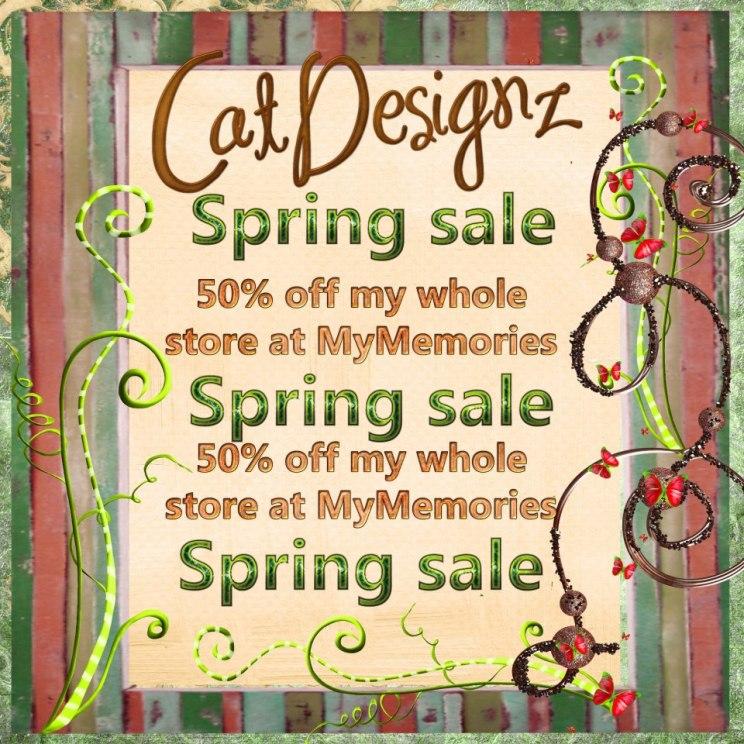 CatDesignz Sale