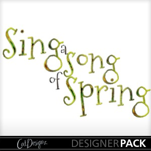 Sing a Song of Spring WA