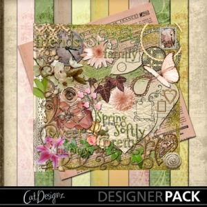 Spring Comes Softly kit